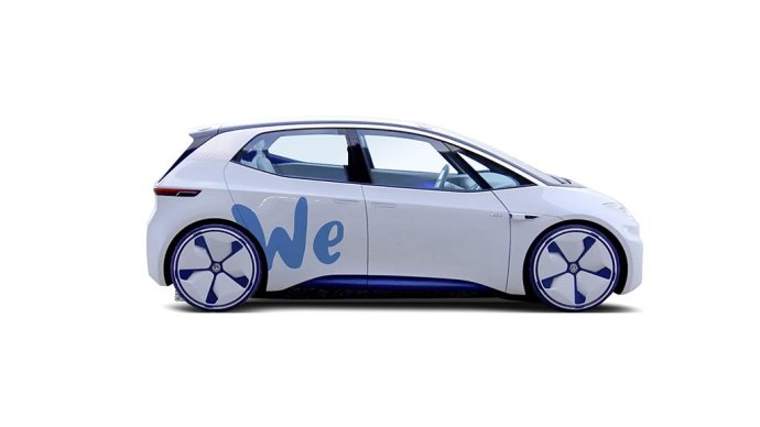 Volkswagen WE Carsharing Zero-Emission