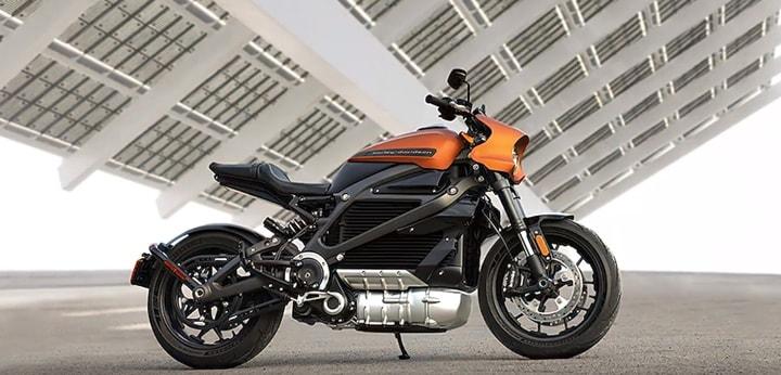 LiveWire: Harley-Davidson stellt E-Motorrad vor