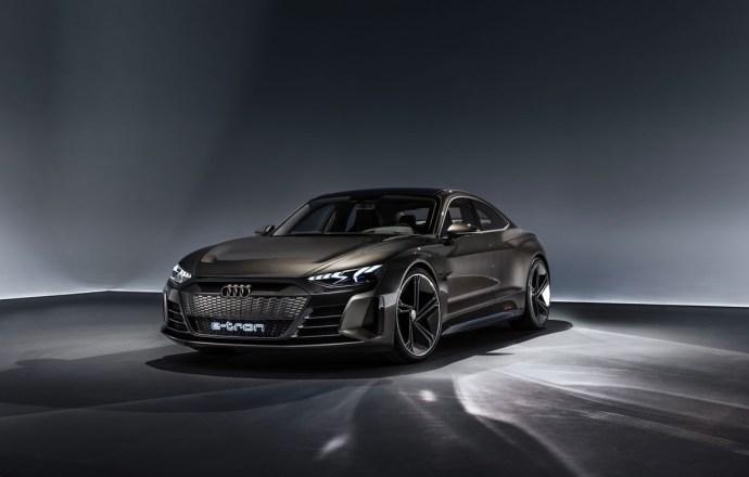 Audi: e-tron GT vorgestellt