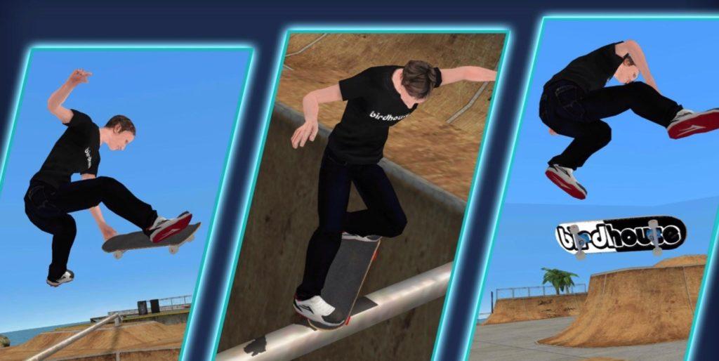Tony Hawk's Skate Jam erscheint für Smartphones