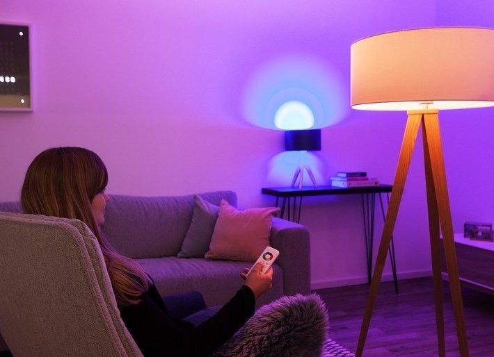Aldi tint - Smarte Lampen