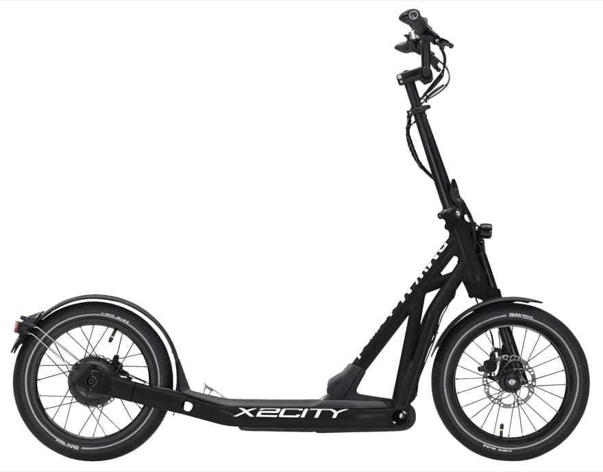 BMW X2City E-Roller / E-Scooter