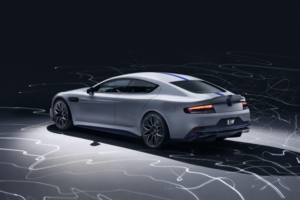 Aston Martin Rapid E - Elektroauto