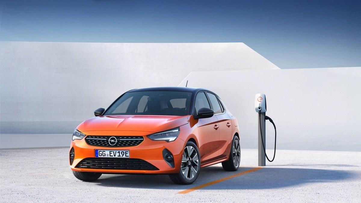 Opel Corsa-e offiziell vorgestellt