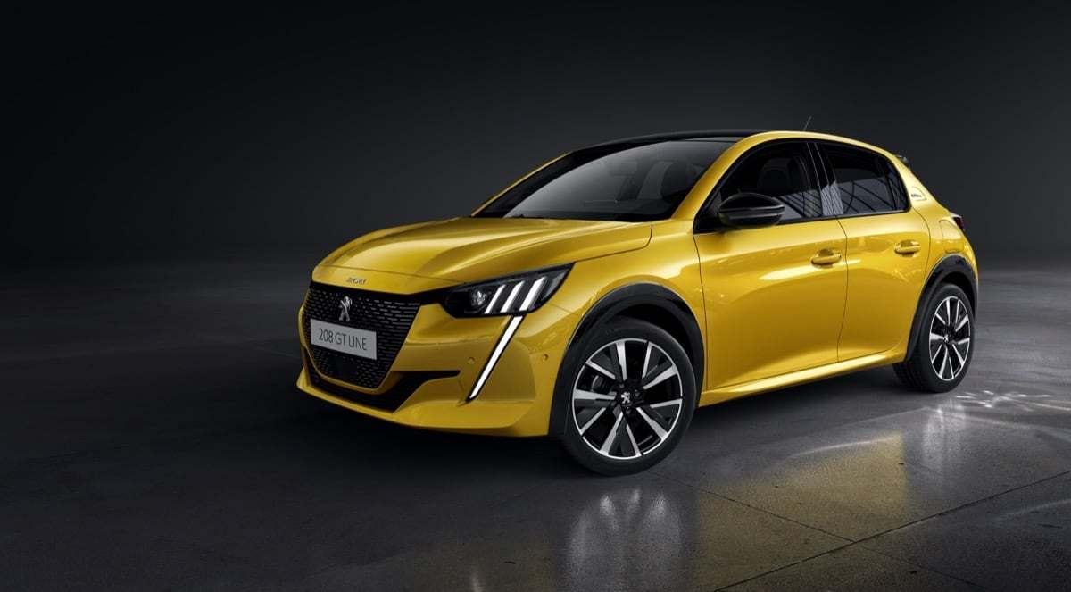 Peugeot e-208: Ab 30.450 Euro vorbestellbar