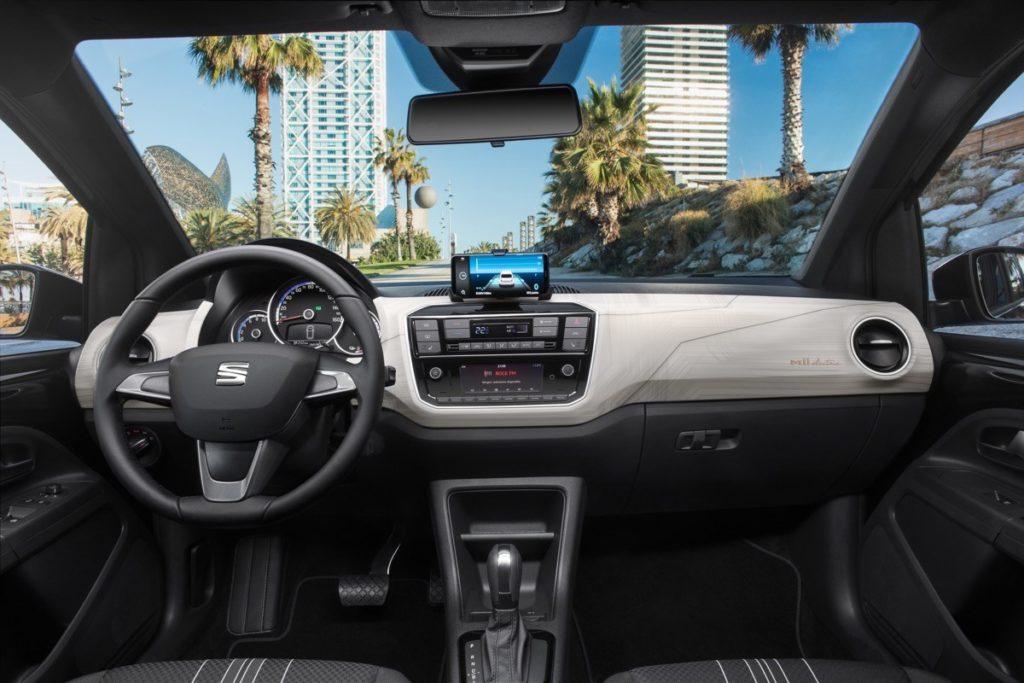 Seat Mii Electric - Interior / Cockpit