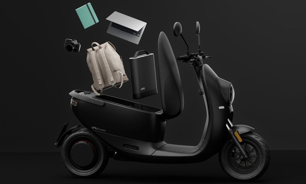 unu Scooter - E-Scooter