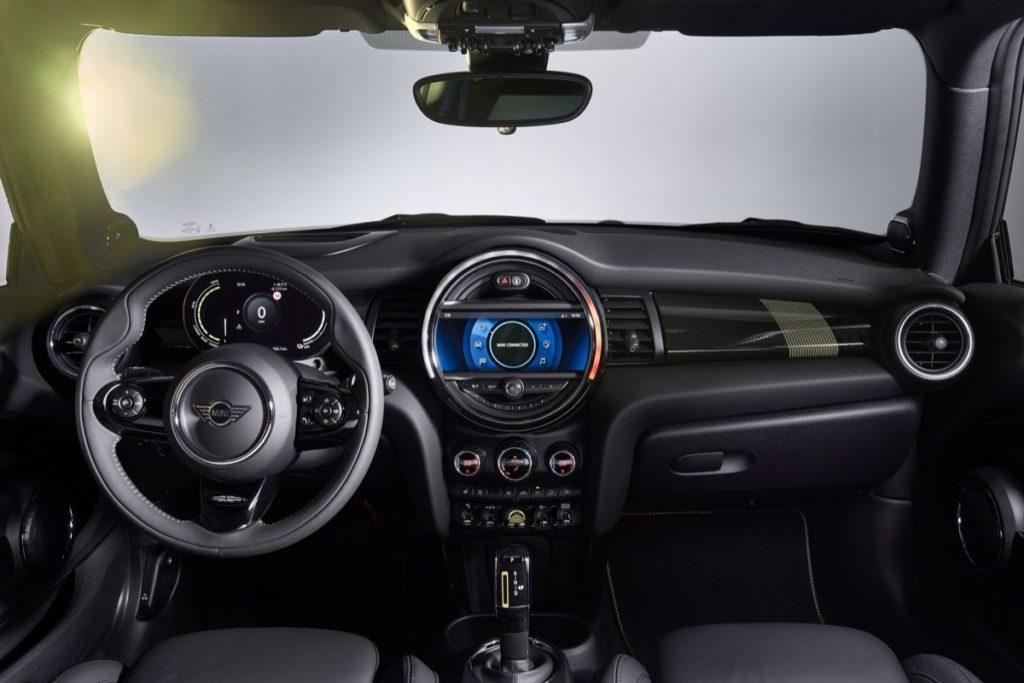 Mini Cooper SE - Interieur