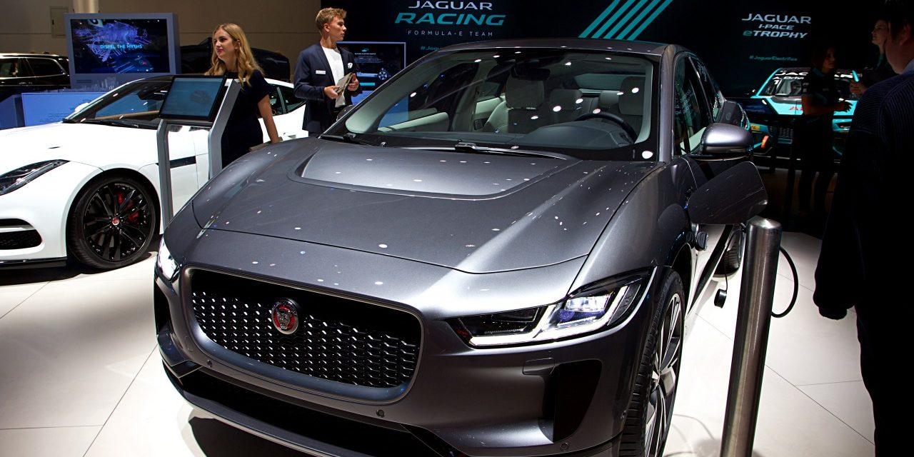 Jaguar I-PACE: Technische Daten, Vergleich, Preis | IAA 2019