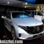 Mercedes-Benz EQC: Elektro-SUV der neuen EQ-Familie | IAA 2019