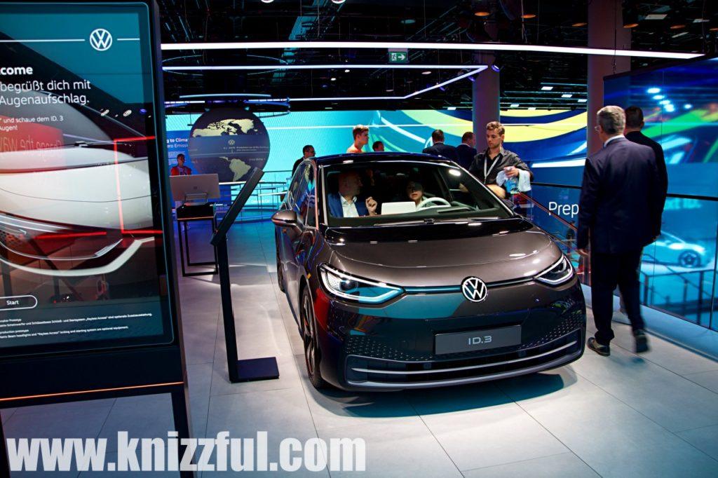 VW ID.3 - Front - IAA 2019