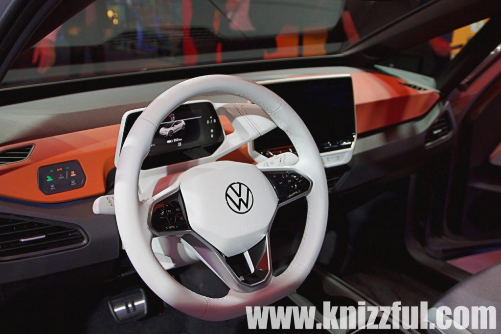 VW ID.3 - Interieur