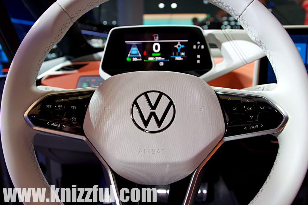 VW ID.3 - Lenkrad inkl neuem VW Logo