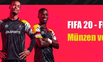 FIFA 20: FUT 20 Münzen (Coins) schnell & einfach verdienen