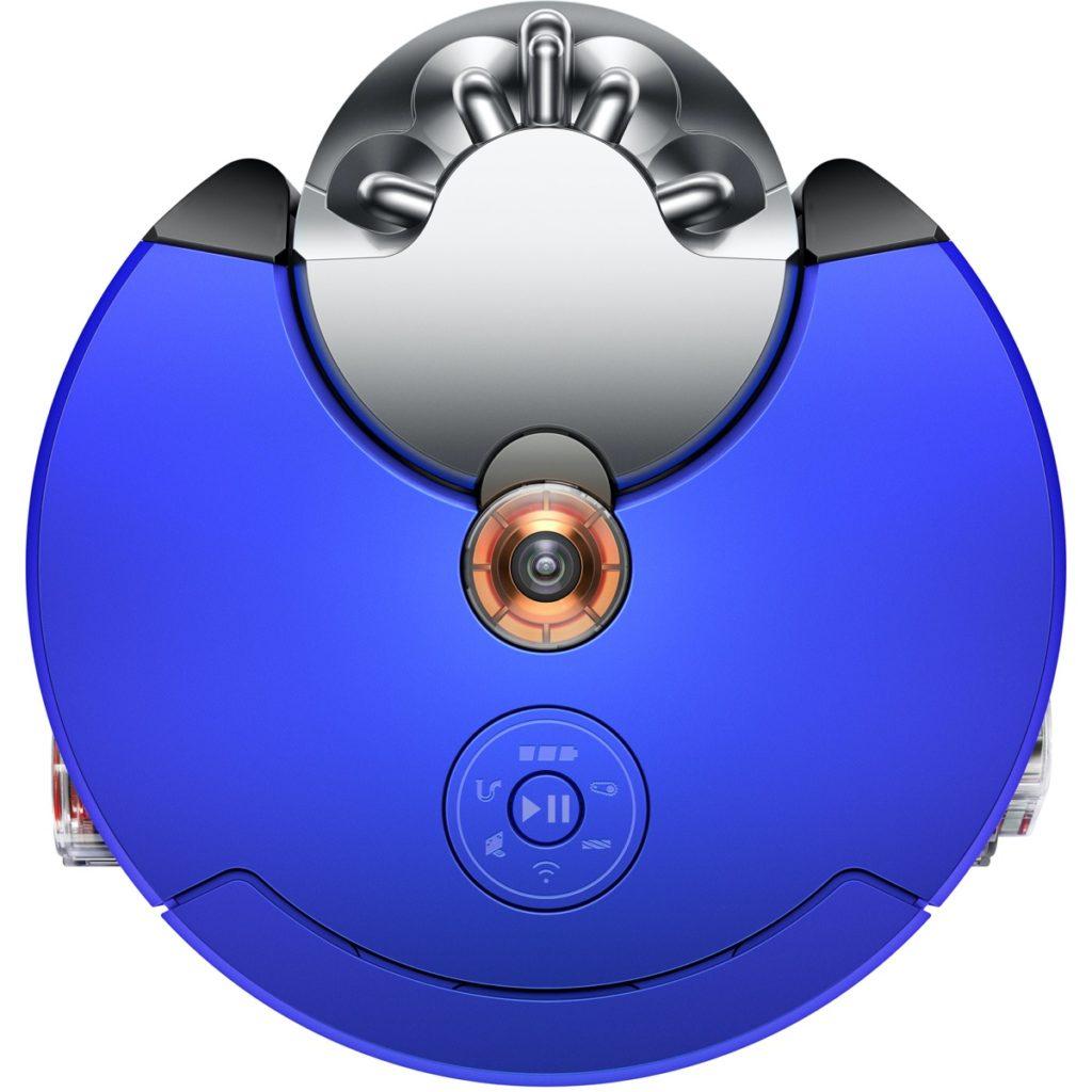 Dyson 360 Heurist - Bedienelemente
