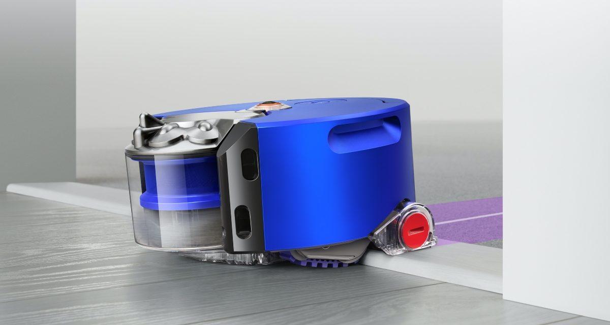 Dyson 360 Heurist: Der neue Saugroboter von Dyson
