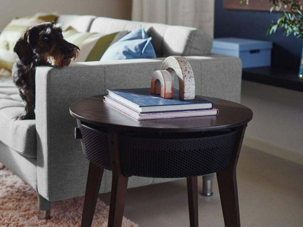 IKEA STARKVIND - Tisch (dunkel)