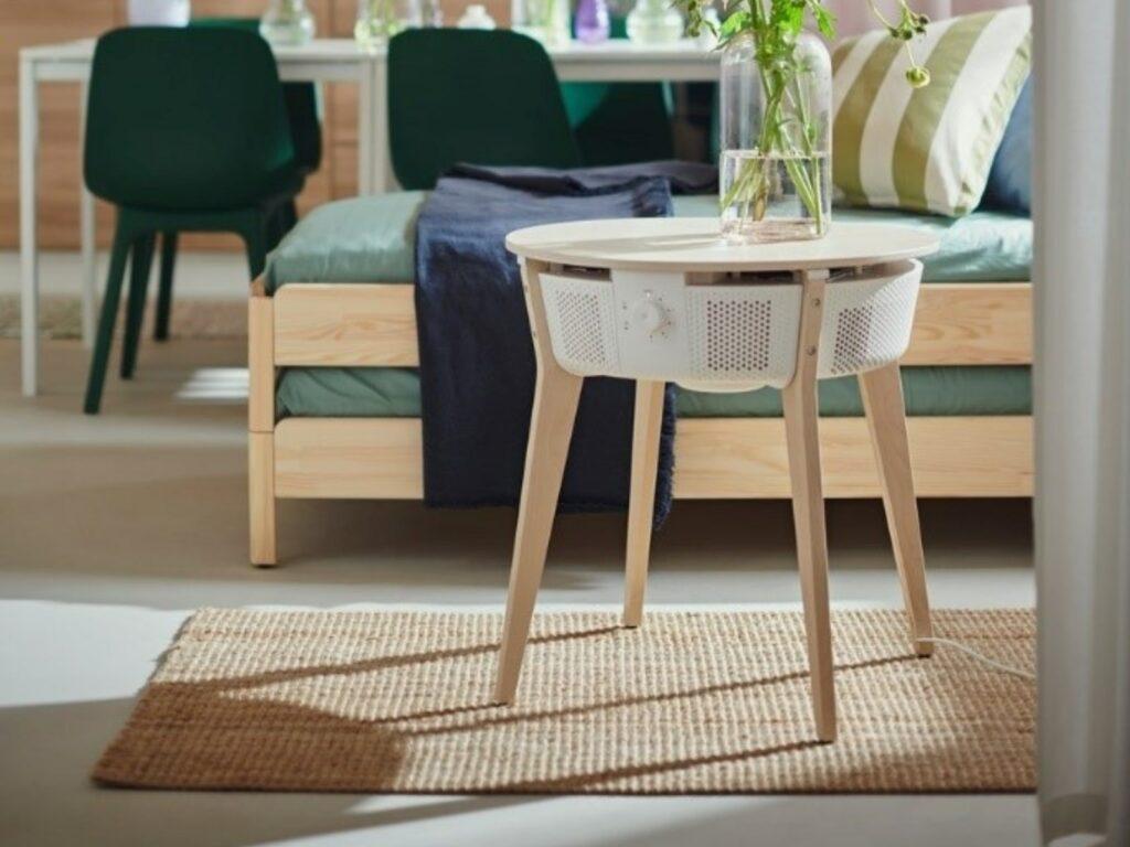 IKEA STARKVIND - Tisch (hell)